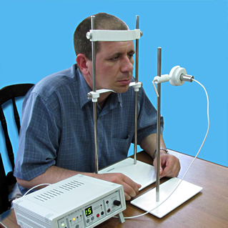 Процедура с применением подставки к аппарату